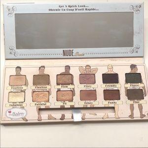theBalm Nude Dude Vol 2